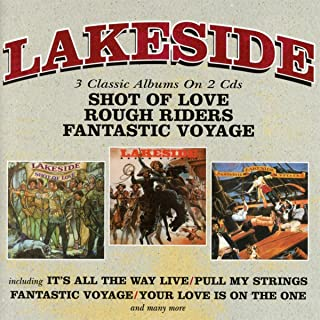 Shot Of Love / Rough Riders / Fantastic Voyage