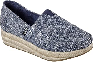 Skechers BOBS from Womens Highlights - Sand Sparkle
