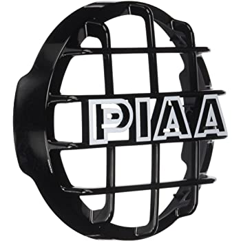 PIAA 76083 Amber Plastic Lens Cover for Cross Country HID Lamp Pack of 2