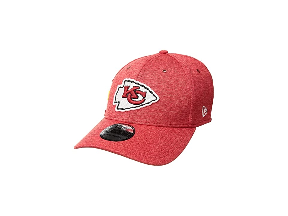 New Era - New Era 39Thirty Official Sideline Home Stretch Fit - Kansas City Chiefs