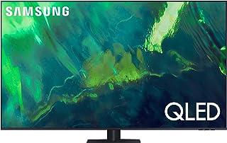 Samsung 85 Inches Q70A QLED 4K Smart TV (2021), Silver, QA85Q70AAUXZN