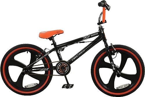Envíos y devoluciones gratis. Zombie Slackjaw 20 Inch Inch Inch BMX Bike negro naranja - MV Sports  Vuelta de 10 dias