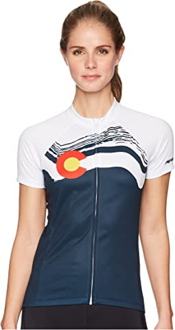 Pearl Izumi Select Escape Short Sleeve Graphic Jersey