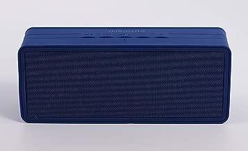 Insignia – Portable Bluetooth Stereo Speaker – Dark Blue