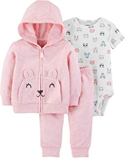 Carter's Baby Girls' Cardigan Sets 121g778