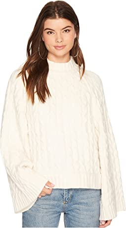 Free People - Snow Bird Pullover
