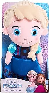Disney Frozen Bedtime Cuddle Plush Young Elsa