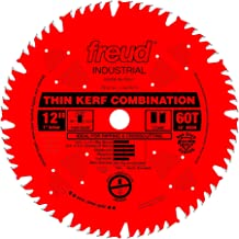"Freud 12"" x 60T Thin Kerf Combination Blade (LU83R012)"
