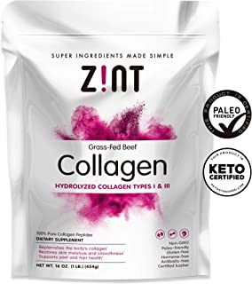 Best zint collagen powder Reviews