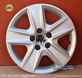 "Enjoliveur VOLKSWAGEN POLO 6R 15/"" VW cod.6010//5"
