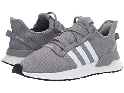 adidas Originals U_Path Run (Grey/Footwear White/Core Black) Men