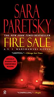 Fire Sale (V.I. Warshawski Novels Book 12)