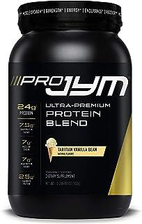 Pro Jym Protein Powder - Egg White, Milk, Whey protein isolates & Micellar Casein | JYM Supplement Science | Tahitian Vani...