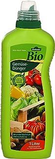 Dehner Bio Gemüsedünger, flüssig, 1 l, für ca. 150 l