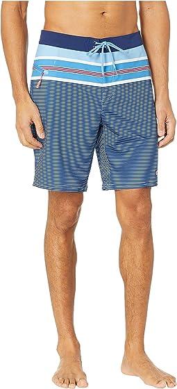859bbed988357 Vineyard Vines. Fine Line Stripe Chappy Swim Shorts.  89.50. Birchcliff  Stripe Boardshorts