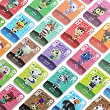 $45 » 100PCS ACNH Series 1-4 NFC Cards - Animal Crossing Series, New Horizons Game Villagers Cards,Random,Compatible with Switc...