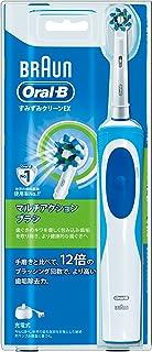 ブラウン オーラルB 電動歯ブラシ すみずみクリーンEX (D12013A)