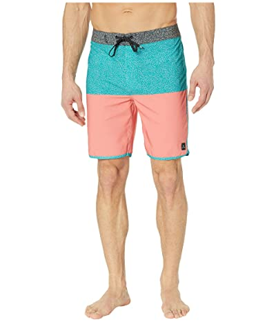 Rip Curl Mirage Conner Spin Out Boardshorts (Peach) Men