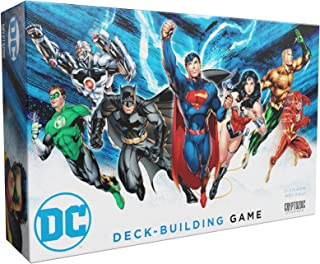 DC Deck-Building Game - Play as Members of DC's Justice League - Unique Abilities for Each Super Hero - Standalone, Compat...