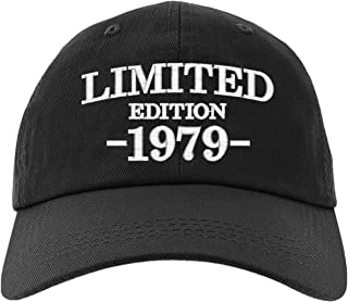 Cap 40th Birthday Gifts, Limited Edition 1979 All Original Parts Baseball Hat