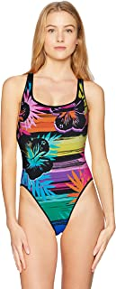 Coco Rave Women's V-neck One Piece Swimsuit
