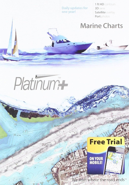 Navionics GPS Service Platinum South Alaska MSD/SD Nautical Chart on SD/Micro-SD Card - MSD/915P-2
