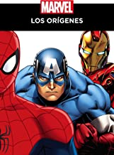 Marvel. Los Orígenes (Marvel. Superhéroes)