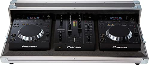 Pioneer PRO-350FLT-W White DJ Flight Case for CDJ-350 / DJM-350