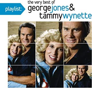 Playlist: The Very Best of George Jones & Tammy Wynette