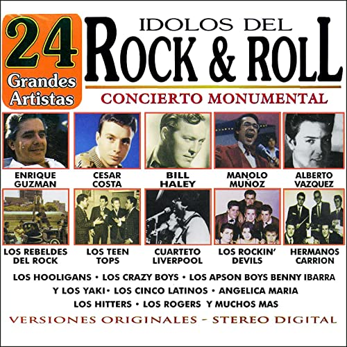 Idolos del Rock & Roll