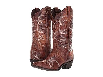 Laredo Happy Hour (Rust) Cowboy Boots