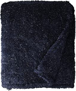 Plush Shimmer Throw Blanket