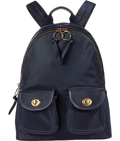 COACH Nylon Cargo Carrie Backpack