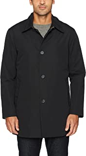 Men's 2-in-1 Car Coat with Removable Lining