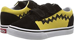 Vans Kids - Old Skool V x Peanuts (Toddler)