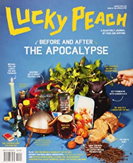 Lucky Peach, Issue 6 by David Chang (1-Mar-2013) Paperback