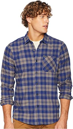 Caden Plaid Long Sleeve