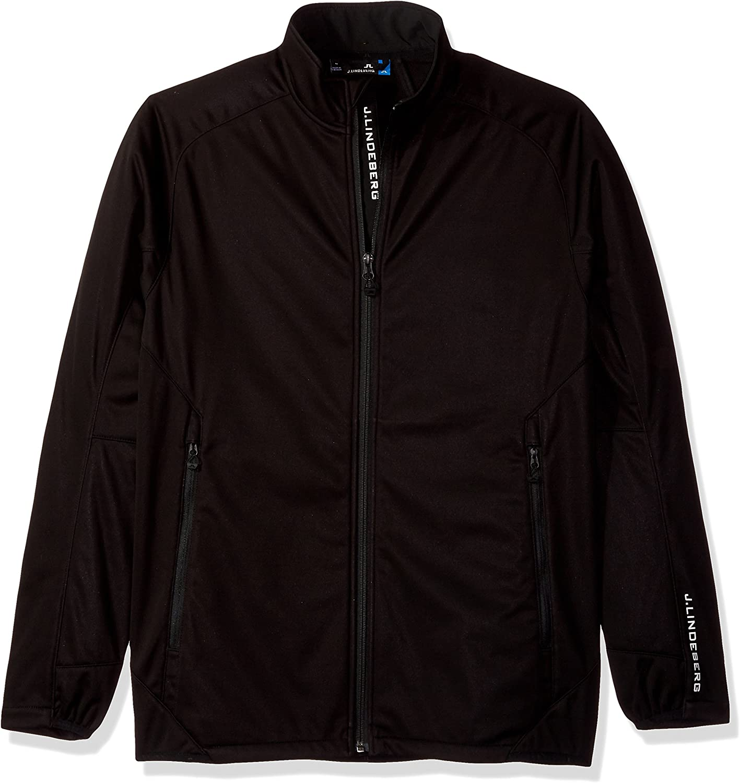 J.Lindeberg Mens Fleece Thermal Jacket Warm Up or Track Jacket