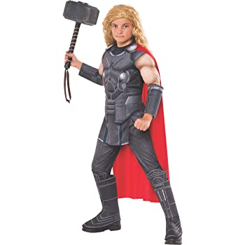 Disfraz infantil de Thor Ragnarok de Rubies, producto oficial de ...