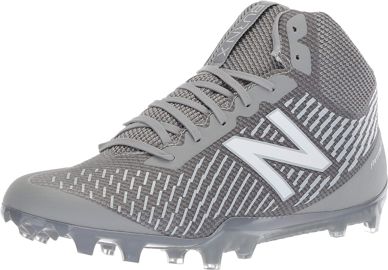 New Balance Men's Burn X 1 Speed Lacrosse shoes