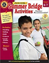 Summer Bridge Activities | Bridging Grades 6-7 | Summer Learning Workbook | 160pgs