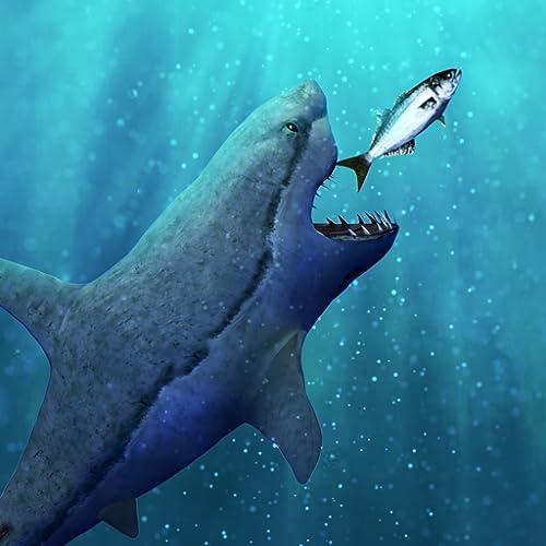 Hungry Shark Simulator Evolution World – Great White Shark Hunting Underwater Survival...