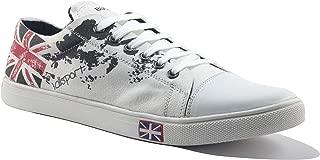 BUCADIA Men's Canvas Sneakers Shoes