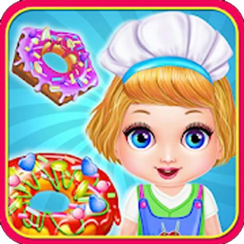 Donut Shop Cooking Kitchen