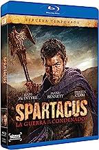 Spartacus: La Guerra De Los Condenados Temporada3 - Blu-Ray [Blu-ray]