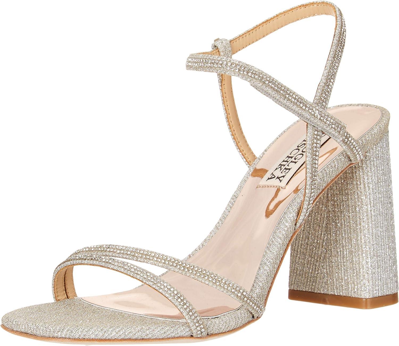 Badgley Mischka Women's Rebekah Heeled Sandal