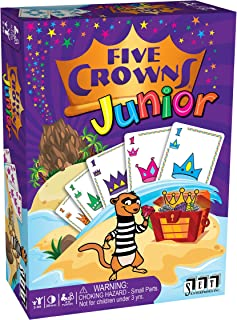 Five Crowns Junior Card Game