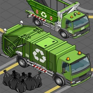 Garbage Truck Builder