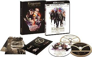キングスマン 4K ULTRA HD & ブルーレイセット(初回生産限定) [4K ULTRA HD + Blu-ray]