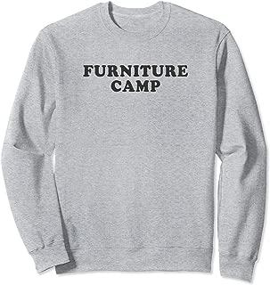 Furniture Camp Home Renovation Interior Design Sweatshirt